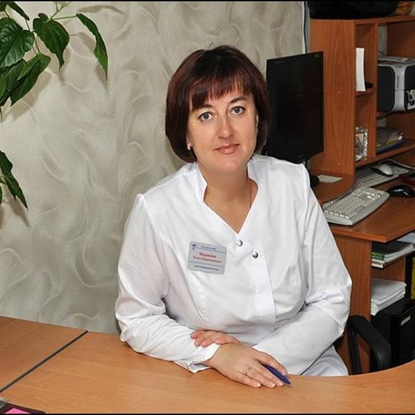 Маракина Ольга Владимировна