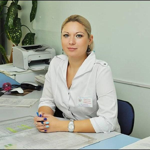 Князькова Анастасия Геннадьевна