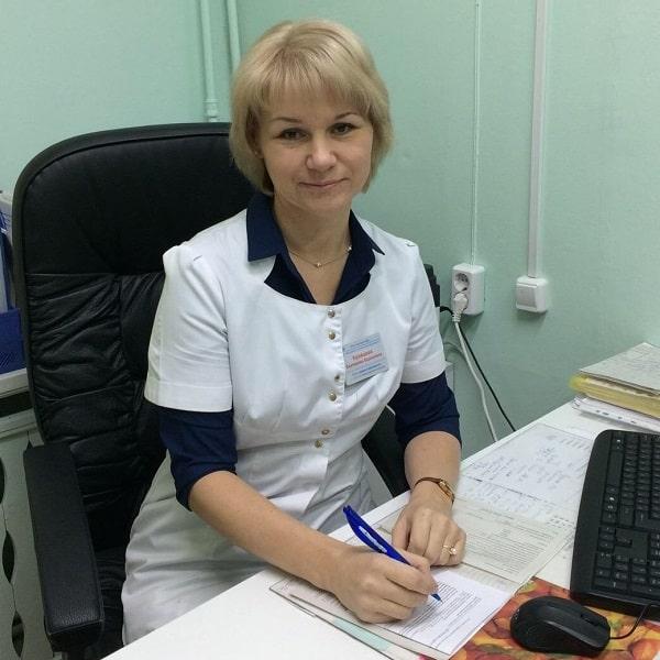 Эйсмонт Екатерина Борисовна