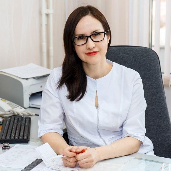 Шевнина Анна Петровна