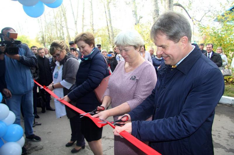 Новое отделение амбулаторного гемодиализа открылось в ОГБУЗ «Зиминская городская больница» 27 сентября 2019 года.