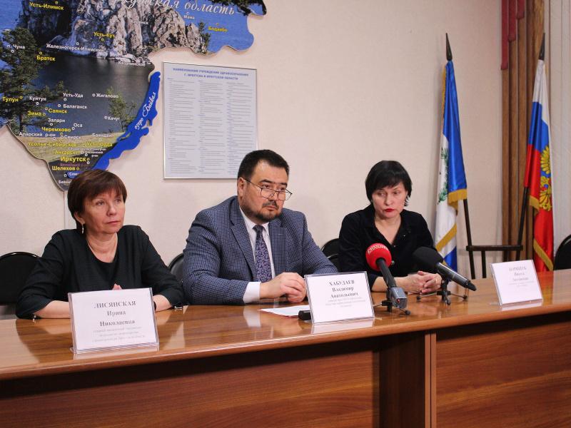Специалисты регионального минздрава озвучили актуальную информацию по заболеваемости корью в Иркутской области