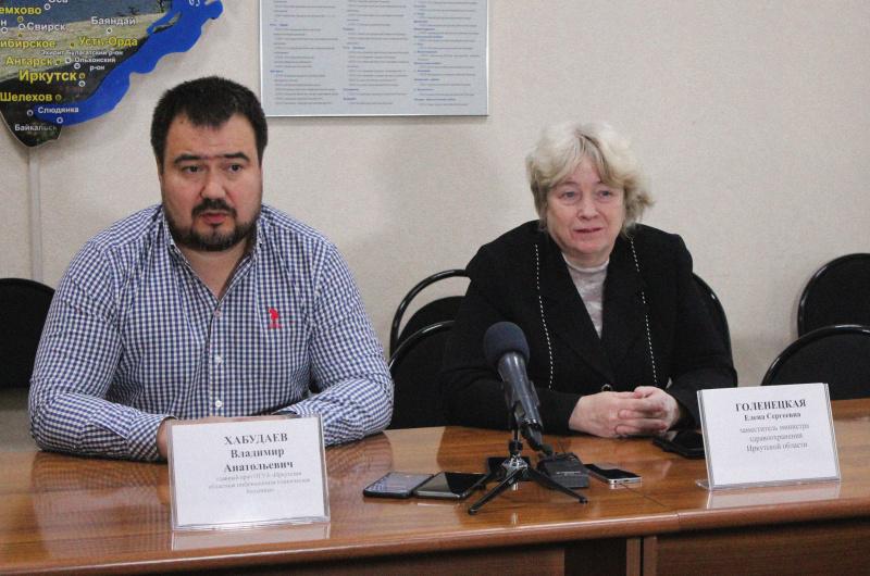Случаев выявления коронавирусной инфекции на территории Иркутской области не зафиксировано
