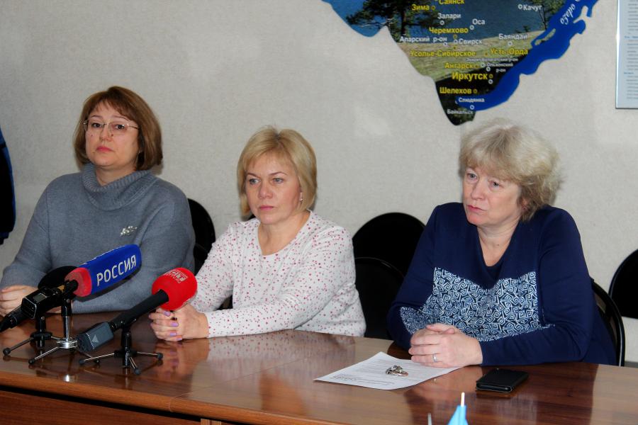В Иркутской области заболеваемость туберкулёзом снизилась почти на 12% за 11 месяцев 2019 года