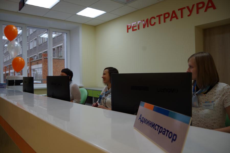 Запись на приём к врачу через мобильное приложение внедрили в ОГБУЗ «Братская детская городская больница»