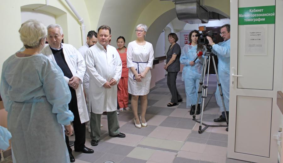 Уникальное медицинское оборудование появилось в Иркутской областной детской клинической больнице
