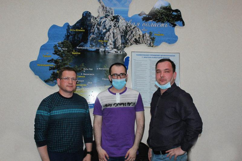 Областной минздрав направил команду медицинских работников из Иркутска в Усть-Кут