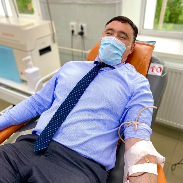 Во время донорской акции в Приангарье заготовили 198 литров донорской крови и 91 литр плазмы