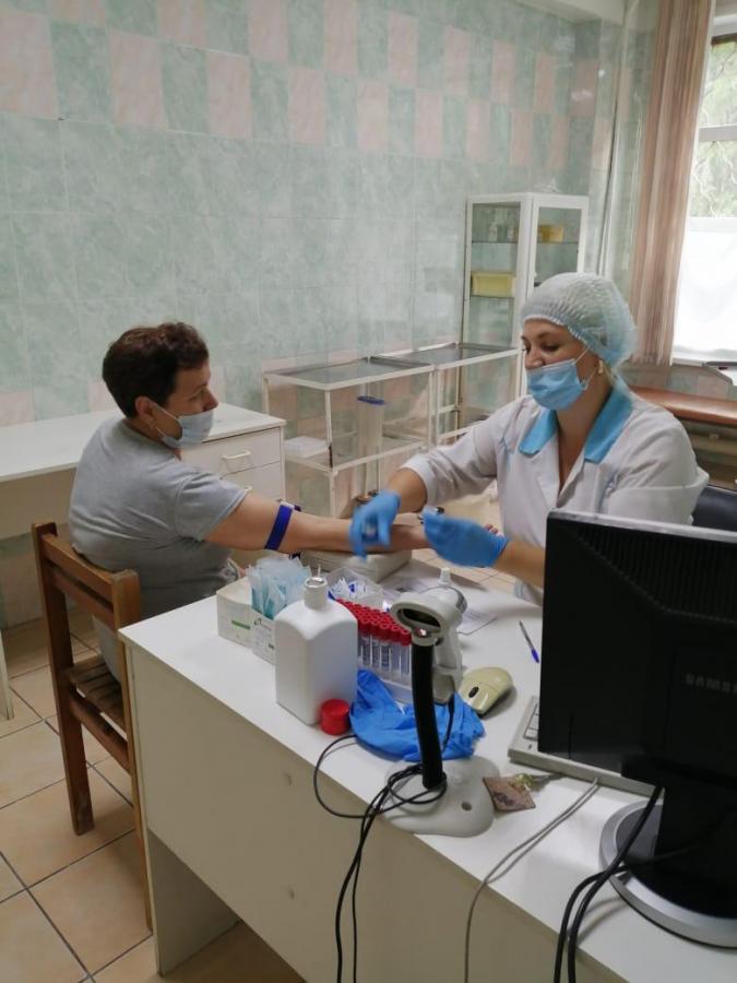 Диспансерный приём граждан начался в медицинских организациях Иркутской области
