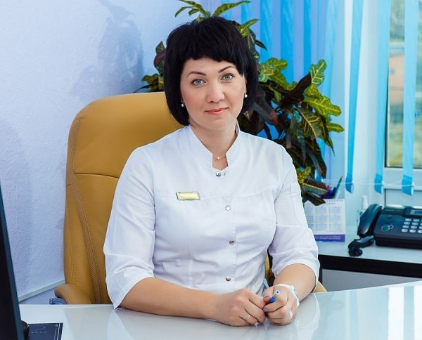 Савченко Марина Юрьевна