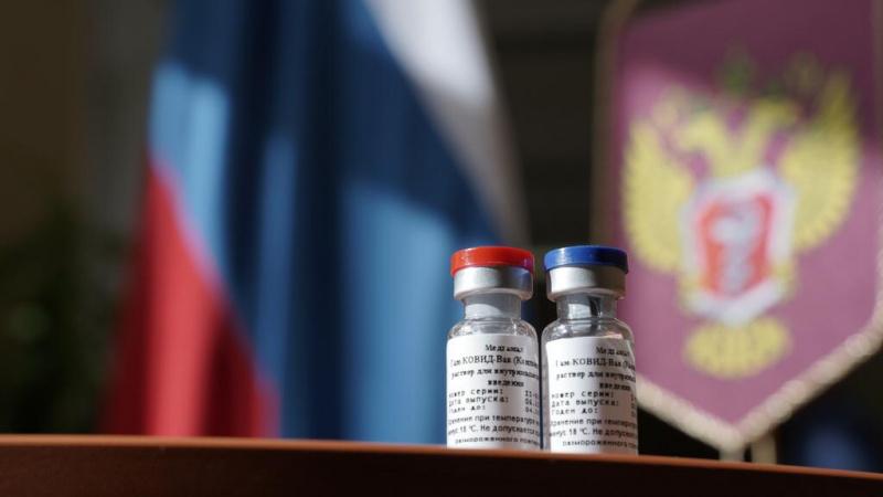 600 доз вакцины от COVID-19 поступило в Иркутскую область