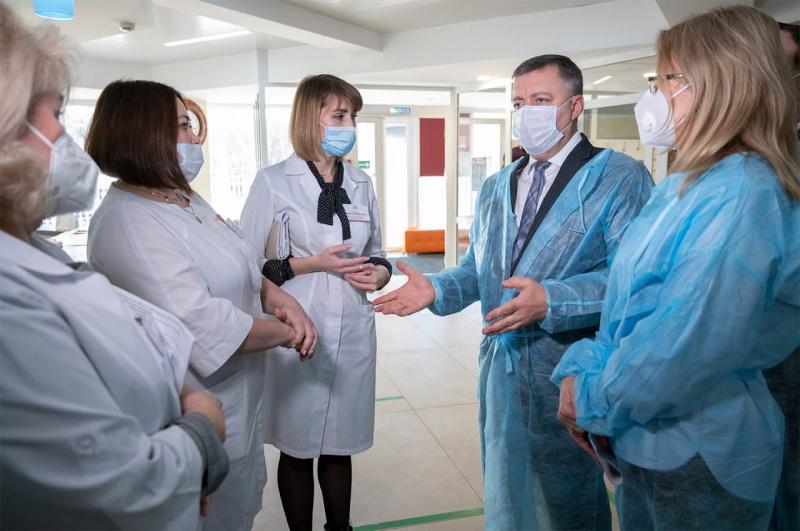 Более шестидесяти волонтеров будут привлечены к работе по доставке лекарств амбулаторным пациентам поликлиники п. Молодежный