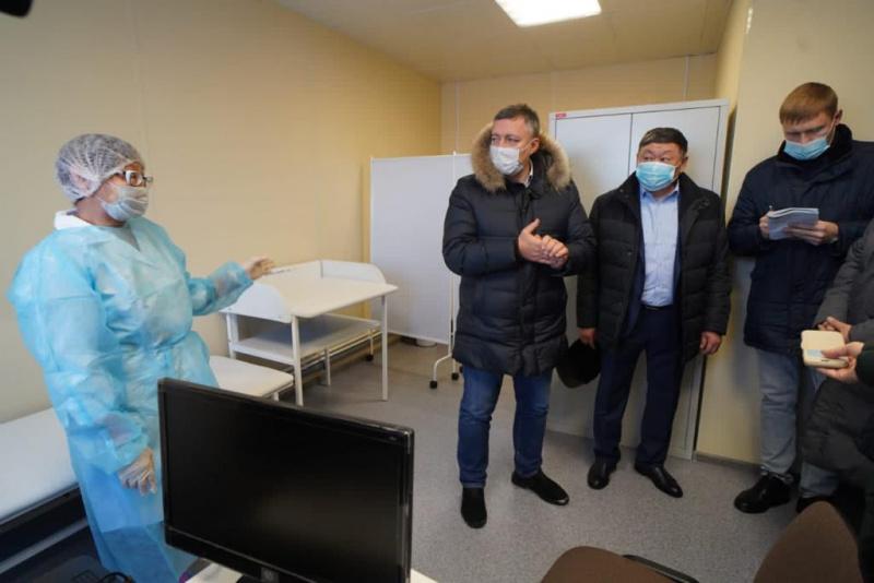 Игорь Кобзев: Необходимо объединить работу ФАПов и районных больниц в системе телемедицины