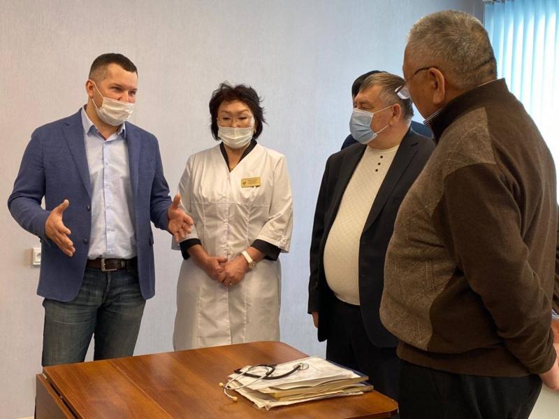 ОГБУЗ «Баяндаевская районная больница» и санаторий «Нагалык» открылись после капитального ремонта