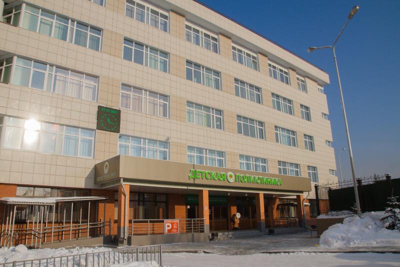 Новая детская поликлиника открылась в Правобережном округе Иркутска