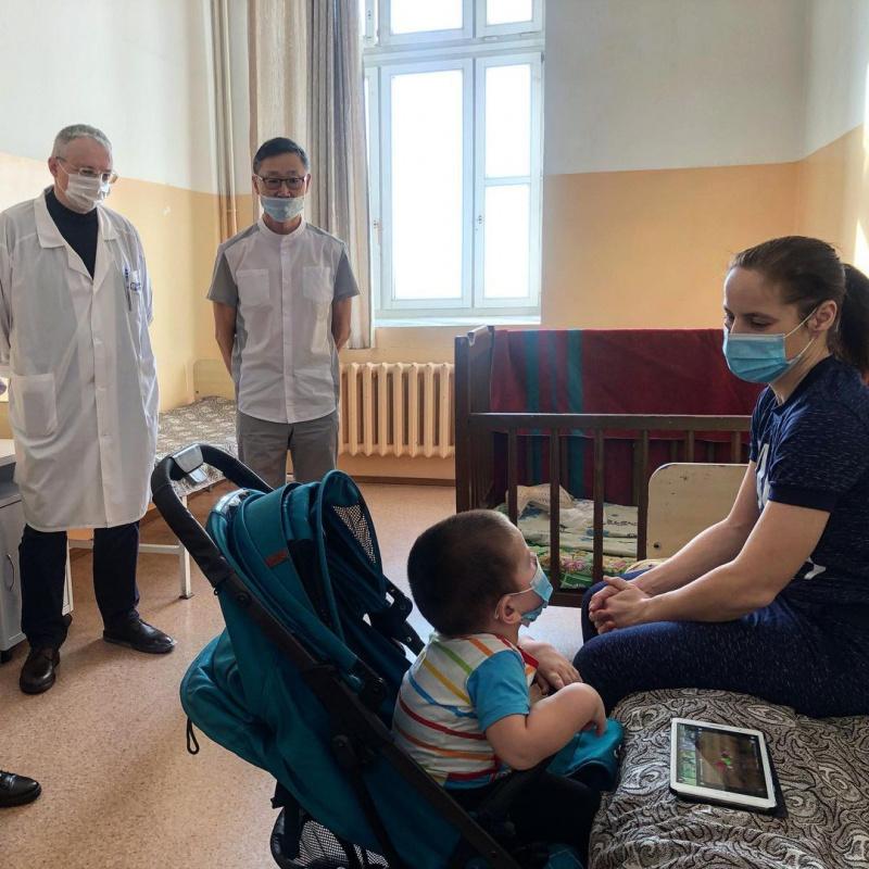Заместитель главы регионального минздрава Алексей Шелехов: «Мы рады, что дети получили Спинразу»
