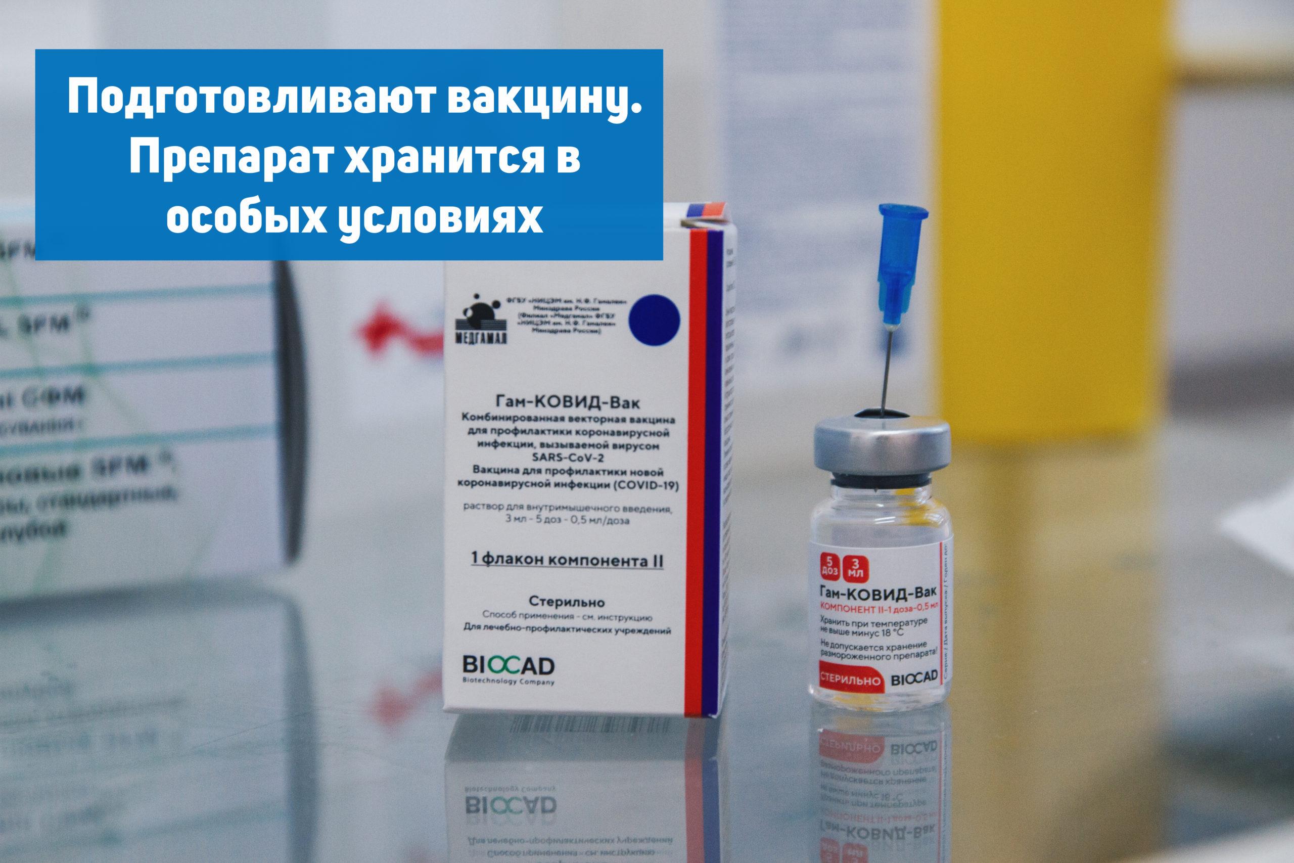 Порядок осмотра перед вакцинацией от COVID-19