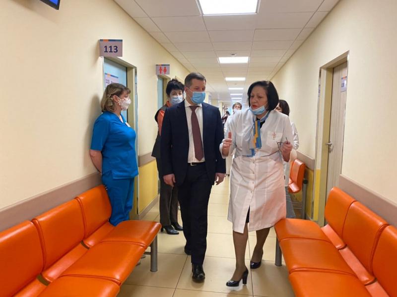 Капитальный ремонт проведут в Братской городской детской больнице в 2021
